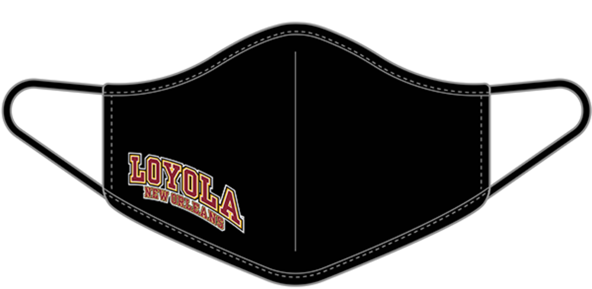 Loyola face mask
